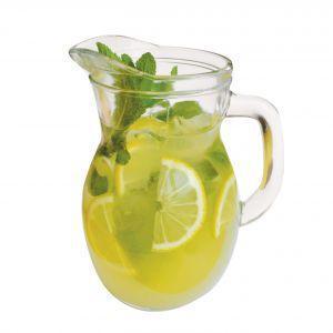 Лимонад домашний (лимон)
