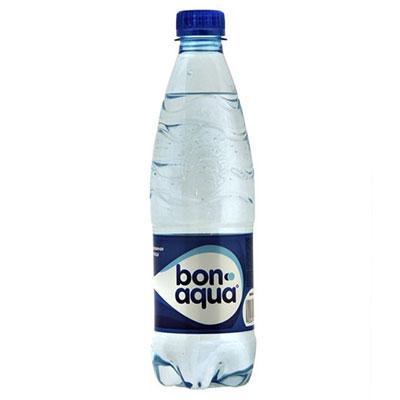 Бон-аква с газом