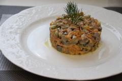 салат Богатырский