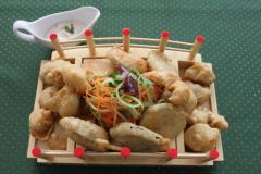 Темпура овощное  ассорти