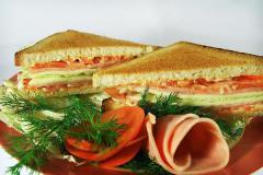 Сендвич с сыром